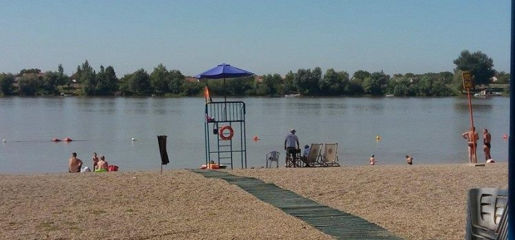 Sremska Mitrovica: Savska voda ponovo ispravna za kupanje