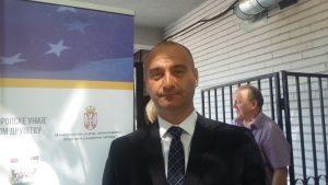 Dr Nenad Ivanišević, državni sekretar u Ministarstvu za rad, zapošljavanje, boračka i socijalna pitanja