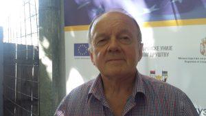 Slobodan Krasić, vd direktora Centra za socijalni rad Ruma