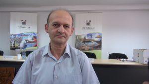 dimitrije ivanovic, pomocnik predsednika opstine pecinci