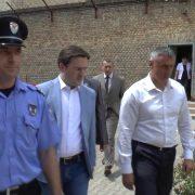 Ministar pravde Nikola Selaković obišao zatvor u Sremskoj Mitrovici
