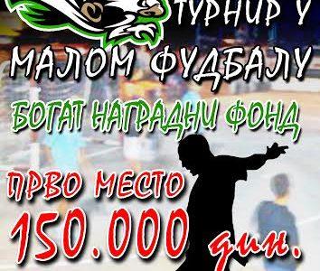 Vrdnik: Noćni turnir u malom fudbalu