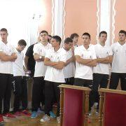 Ruma: Prijem za rukometnu reprezentaciju