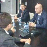 Državni sekretar Nenad Ivanišević posetio Sremsku Mitrovicu
