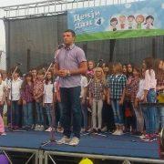 "Sremska Mitrovica: održan ""Dečji dan"" u Bloku B"