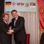 Vrdnik: Petogodišnjica bratimljenja sa nemačkim gradom Fersmold