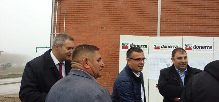 "Ruma: Ministri u poseti rumskoj ""Doneri"""
