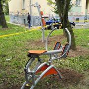 Sremska Mitrovica: Naselje Dekanske bašte dobilo fitnes teretanu na otvorenom