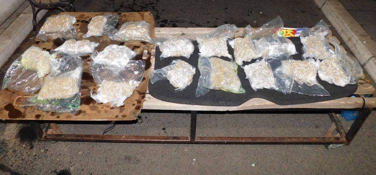 Uhapšeni na Batrovcima zbog šverca marihuane