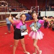 SM: Uspeh Mitrovčanki na Dance Open festivalu