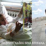 Pomozimo Stefanu Miladinoviću