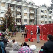 Bačka Palanka: Odigrana novogodišnja predstava za decu