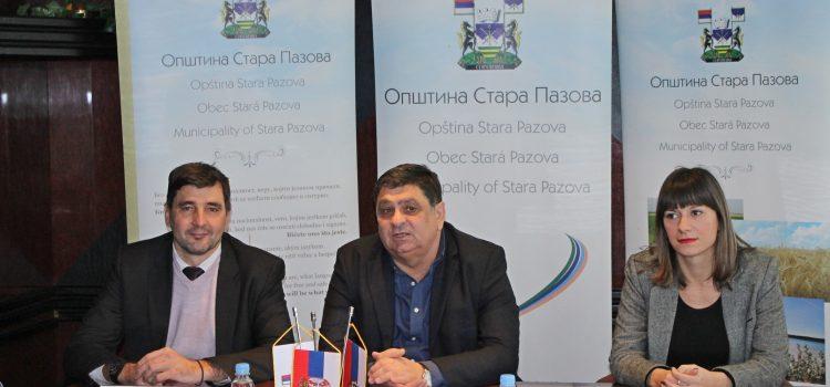 Stara Pazova: Opština Stara Pazova na korak do statusa grada