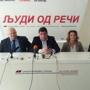 "Stara Pazova: Rukovodstvo ""Pazovačkog pokreta"" pristupilo OO SNS"