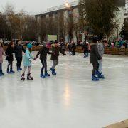 Bačka Palanka: Škola klizanja u bloku Partizan