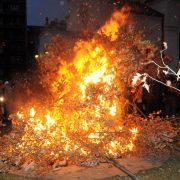 Sremska Mitrovica, Kamenjar:Gradonačelnik Sanader prisustvovaće paljenju badnjaka