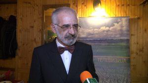 Predsednik Društva novinara Vojvodine Mladen Bulut