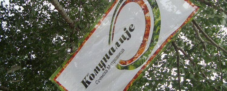 "Sremska Mitrovica: Rad JKP ""Komunalije"" za vreme predstojećih praznika"