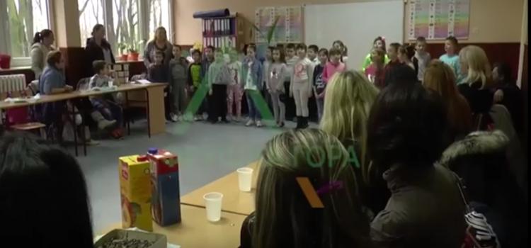 SM: Osmomartovska priredba u Bajićevoj školi