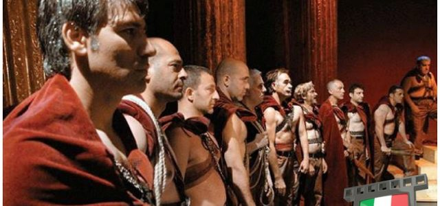 Ruma: U KC Ruma ciklus italijanskog filma-Vorki tim