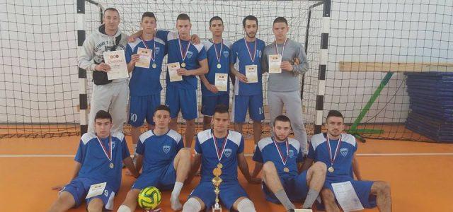 Inđijska Gimnazija osvojila prvo mesto u malom fudbalu