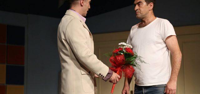 "Sremska Mitrovica: Predstava ""One i on"""