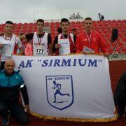 SM: Medalje za mitrovačke atletičare u Kruševcu