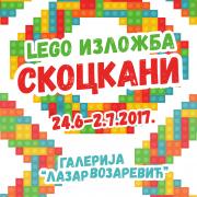 Sremska Mitrovica: Izložba radova od lego kockica