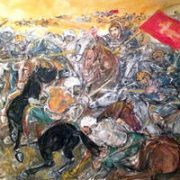 """Ruma: Izožba """"Srpski junaci Kosovske bitke, vladar večnosti"""" povodom Vidovdana"""