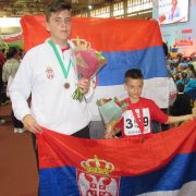 "Inđija: Četiri medalje na ""Sportskim dečjim pobedničkim igrama"" u Moskvi"
