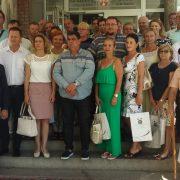 Stara Pazova: Poseta poljskih i slovačkih delegacija