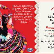 Sremska Mitrovica: 600 učesnika dolazi na Srem folk fest