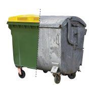 Večita dilema: Plastični ili metalni kontejneri