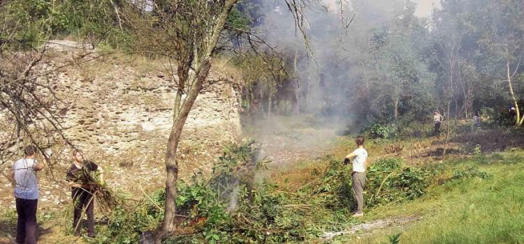 Kupinovo: Međunarodni arheološki volonterski kamp