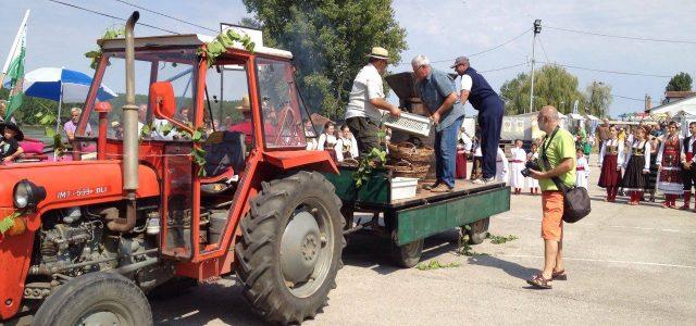 Tradicija duga dve decenije: Održani su 21. Banoštorski dani grožđa (VIDEO)