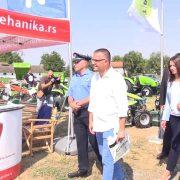 Sremska Mitrovica: Izložba poljoprivredne mehanizacije u KPZ-u