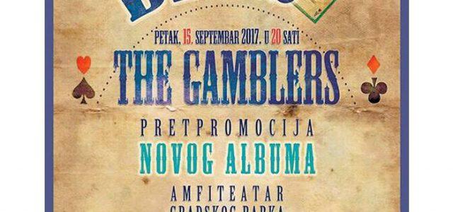 """Veče bluza: Pretpromocija novog CD-a mitrovačke grupe """"The Gamblers"""""""