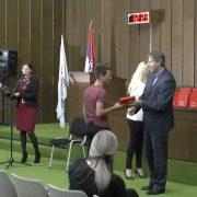 Nagrada za najbolje: Dodeljene kovanice za đake generacije