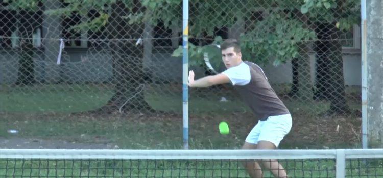 """Teniski klub """"Sava"""": Superiorni Miljan Krstić najbolji na međunarodnom takmičenju (VIDEO)"""