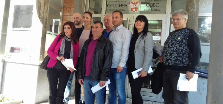 Stara Pazova: Dodeljene tri montažne izbegličkim porodicama