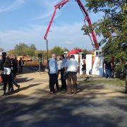 Stara Pazova: Ministar Dačić danas obilazi izgradnju stanova za izbeglice u Golubincima