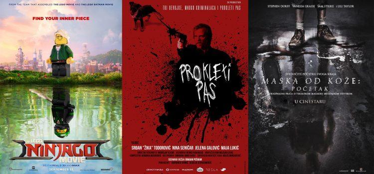 Sremska Mitrovica: Bogat filmski program u pozorištu