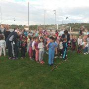 Dečija nedelja u Irigu: Dan sporta na fudbalskom igralištu (VIDEO)