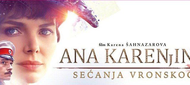 Ruma: Ruski film Ana Karenjina-sećanja Vronskog