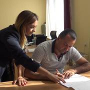 Inđija: Potpisani ugovori sa poljoprivrednicima za podsticajna sredstva