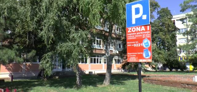 """""""Inđija put"""": Prinudna naplata parkinga"""