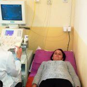 Pećinci: Veliki odziv pacijenata za ultrazvučne preglede