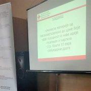 Irig: Volonteri Crvenog krsta prošli obuku za vršnjačke edukature u oblasti Prevencije bolesti zavisnosti
