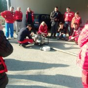 Irig: Formirana lokalna terenska jedinica za delovanje u nesrećama