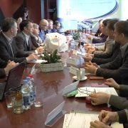Stara Pazova: Sastanak sa delegacijom iz Nove Gorice